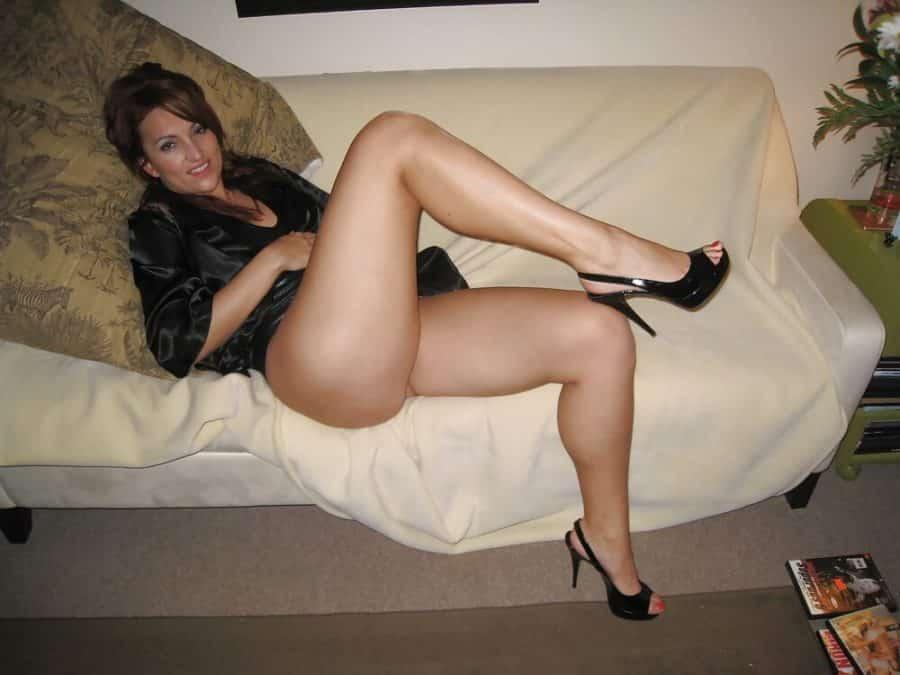 Belle brune de 42 ans pour mecs distingués